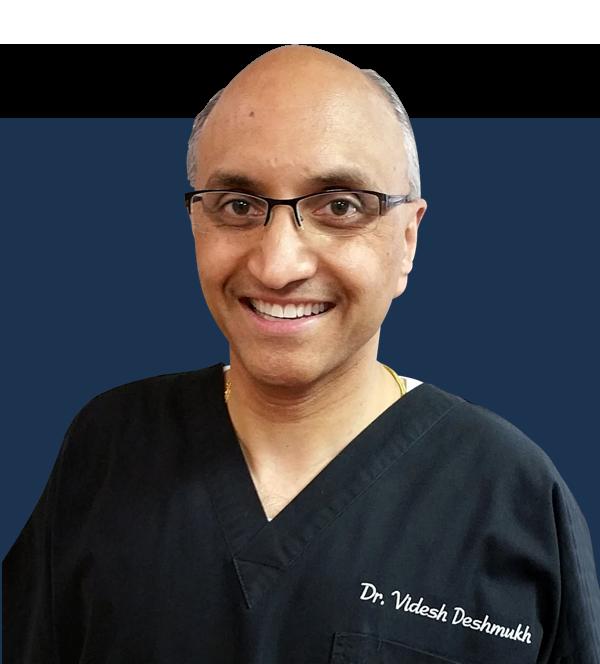 Dr. Videsh Deshmukh
